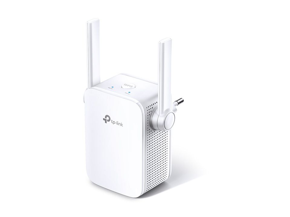Repetidor Wi-Fi 300Mbps TPLINK 2 antenas TL-WA855RE