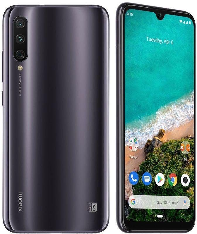 SMARTPHONE XIAOMI MI A3 6.088'' 4GB 64GB KIND OF GREY