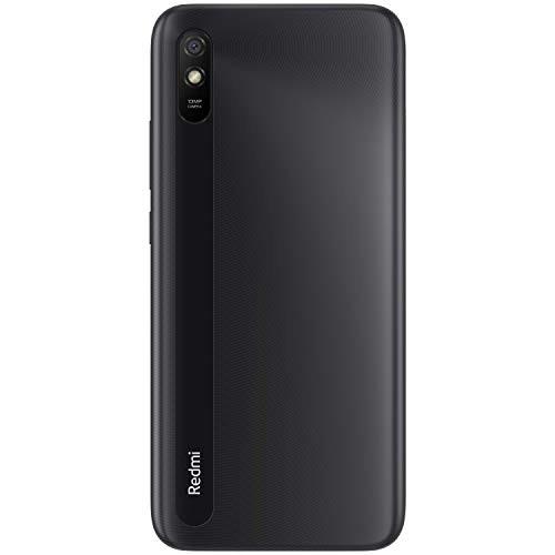 "Smartphone Xiaomi Redmi 9A Dual SIM 32GB de 6.53"" 13MP / 5MP OS 10 - Midnight Black"