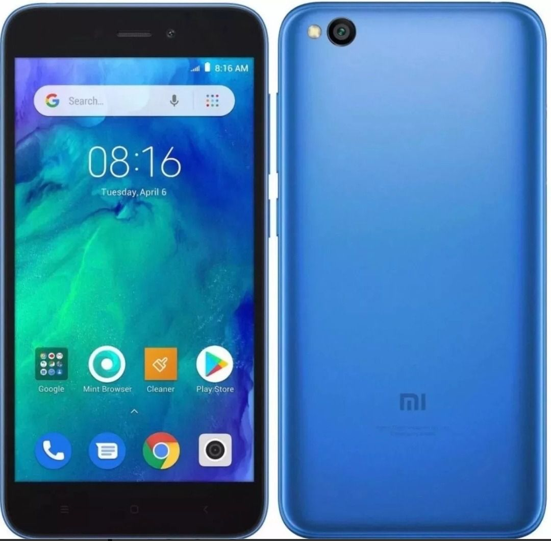 SMARTPHONE XIAOMI REDMI GO 1GB / 16GB 5'' BLUE 3000MAH