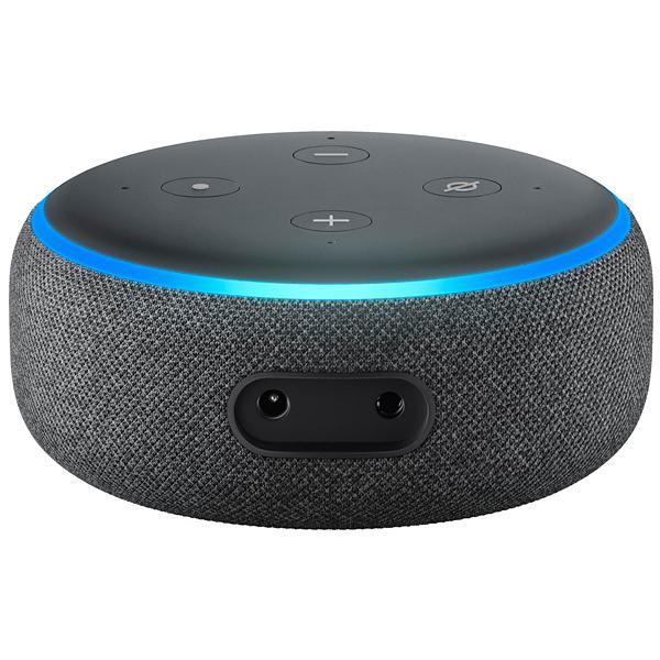 "Speaker Amazon Echo Dot 3ª Geração C78MP8 1.6"" Bluetooth  Alexa"