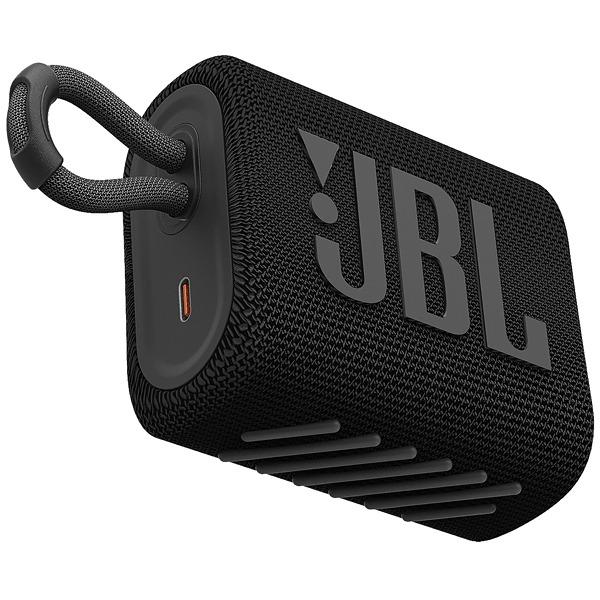 Speaker JBL GO 3 4.2 watts RMS com Bluetooth - Preto