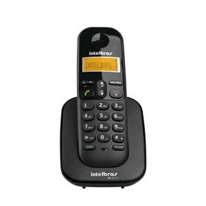 Telefone Sem Fio Ts3111 Ramal Preto Intelbras