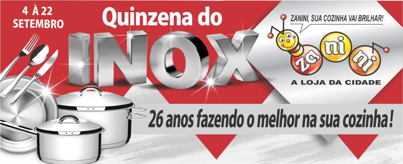 quinzena do inox