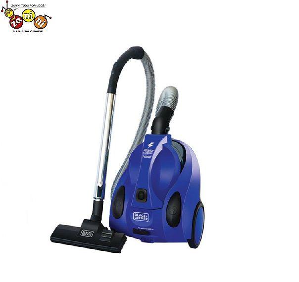 Aspirador De Pó Ciclônico Azul A4 - Black & Decker