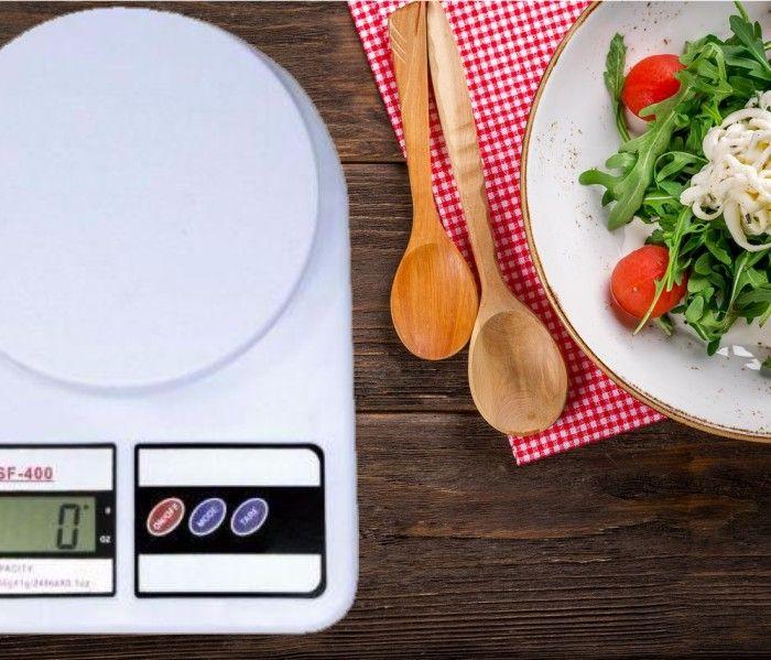 Balança Cozinha Digital 10 kg Cozinha Inteligente CK1253