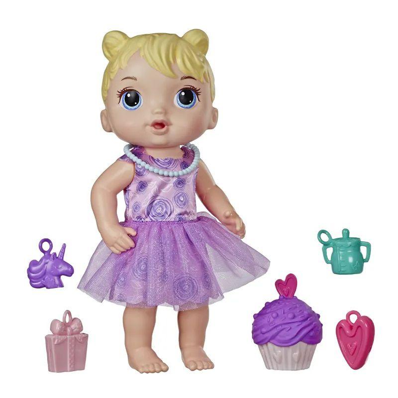 Boneca Baby Alive Festa Surpresa De Presentes Hasbro