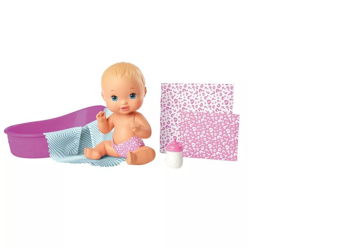 Boneca Bebê Little Mommy Surpresas Mágicas Mattel
