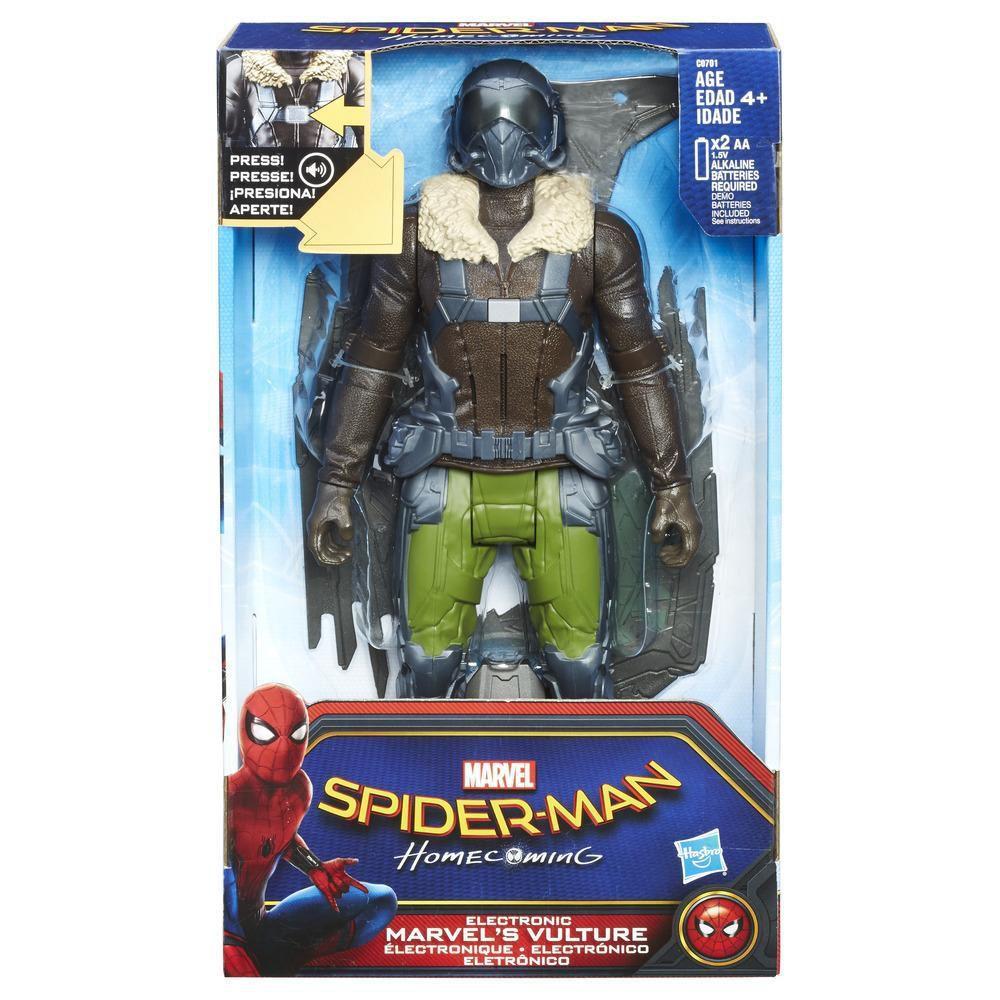 Boneco Eletrônico Homem-Aranha Abutre Hasbro