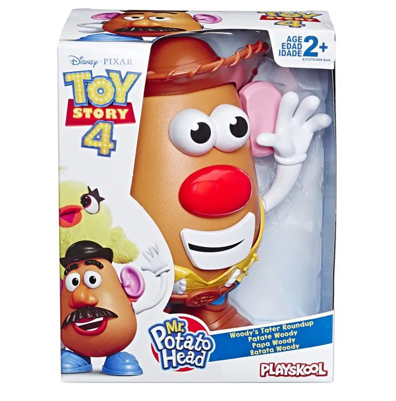 Boneco Mr. Potato Head Toy Story 4
