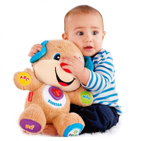 Cachorrinho  Aprendendo Brincar Fisher Price