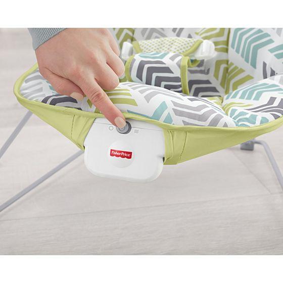 Cadeirinha Vibrações Relaxantes Fisher-Price