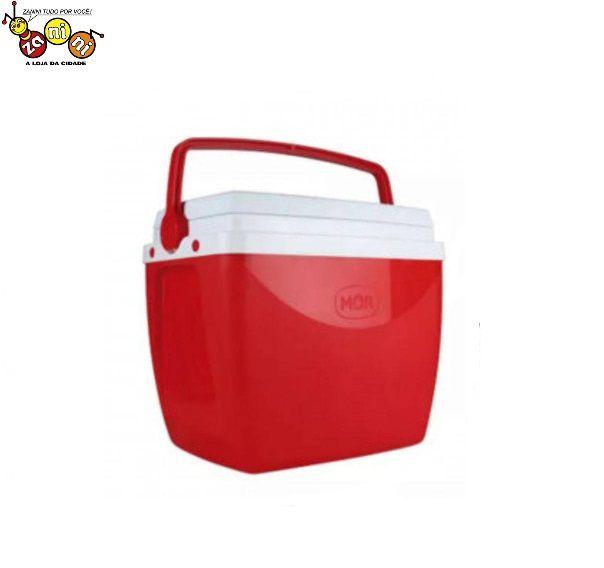 Caixa Térmica 18 Litros Mor - Vermelha