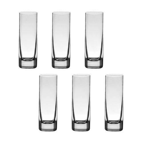Copos De Cristal Para Vodka 6 PEÇAS 50 ml Bohemia
