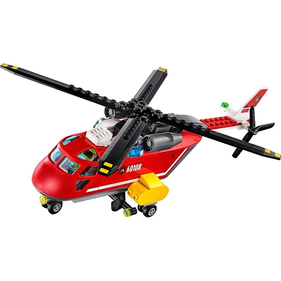 Corpo de Intervenção dos Bombeiros Lego-60108