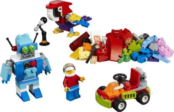 Diversão do Futuro Lego 10402