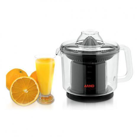 Espremedor De Frutas Citrus Power Black 70w 1,25 Litro Citrus Power