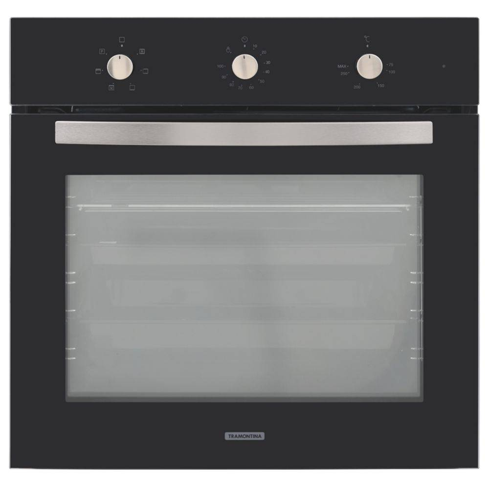 Forno Elétrico New Glass Cook B 60 F5 Tramontina