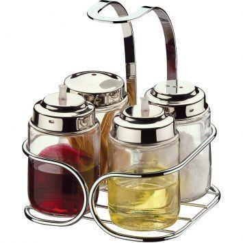 Galheteiro Para Vinagre/Azeite Instituzionale 15 Cm - FUTURE