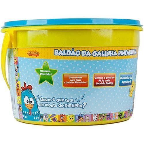 Galinha Pintadinha Baldao SUNNY