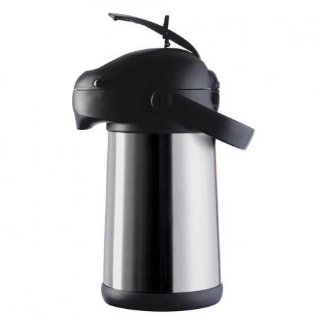 Garrafa Térmica Pressão Invicta Air Pot Inox 2,2L