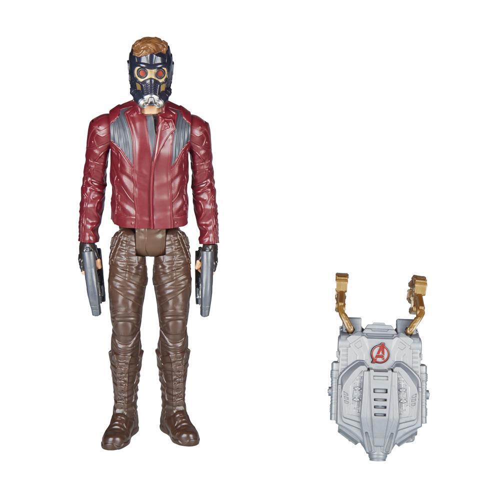 Guerra Infinita - Titan Hero - Star Lord - Hasbro