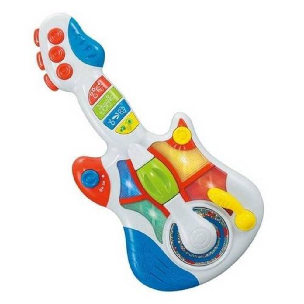 Guitarra Eletrônica Musical Infantil - Zoop Toys