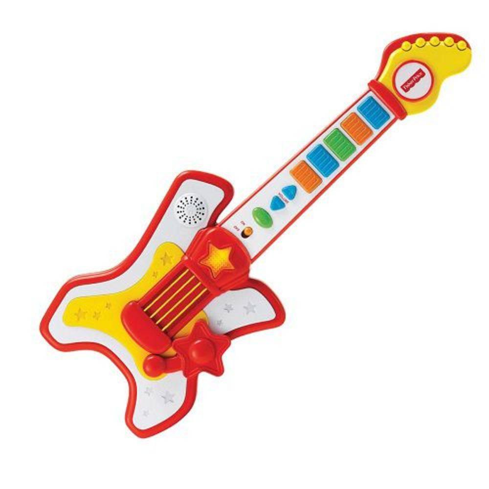 Guitarra Infantil Rockstar FUN Fisher Price