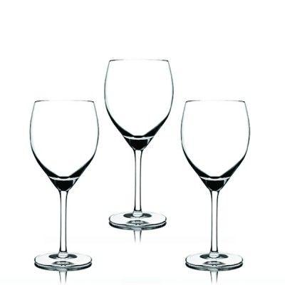 Jogo Cálice de Vinho branco 6 peças - CRISTAL BLUMENAL