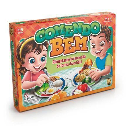 JOGO COMENDO BEM GROW