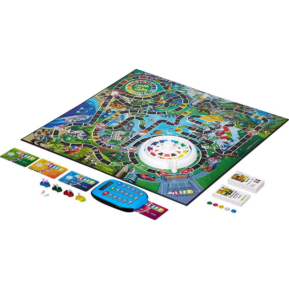 Jogo de Tabuleiro Game of Life - Hasbro