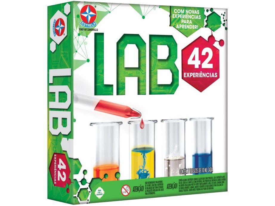 Jogo Experiências Lab 42 - Estrela