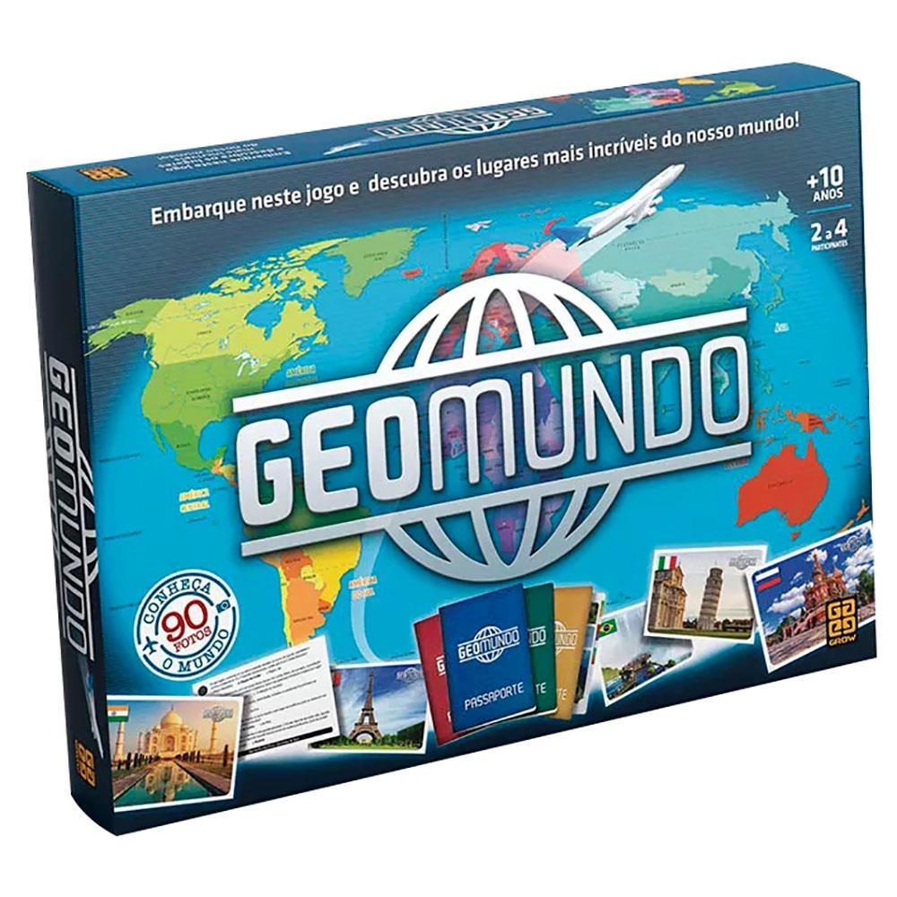 JOGO GEOMUNDO GROW