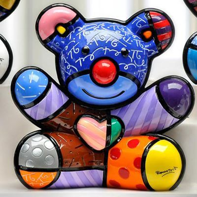 Joy Bear Romero Britto
