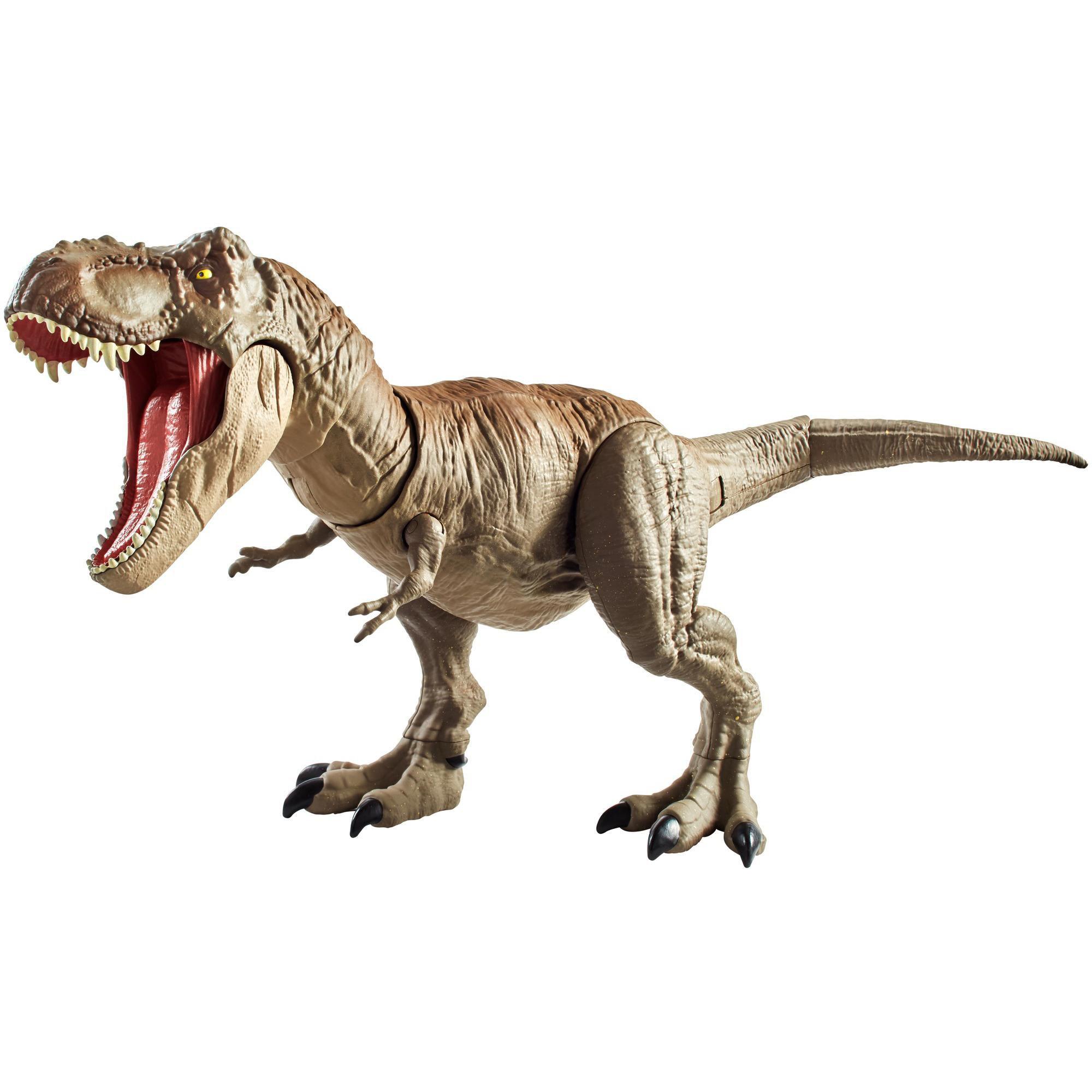 Jurassic World FEATURE TREX MATTEL