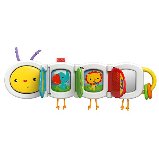 Lagarta Animais Surpresa Fisher Price