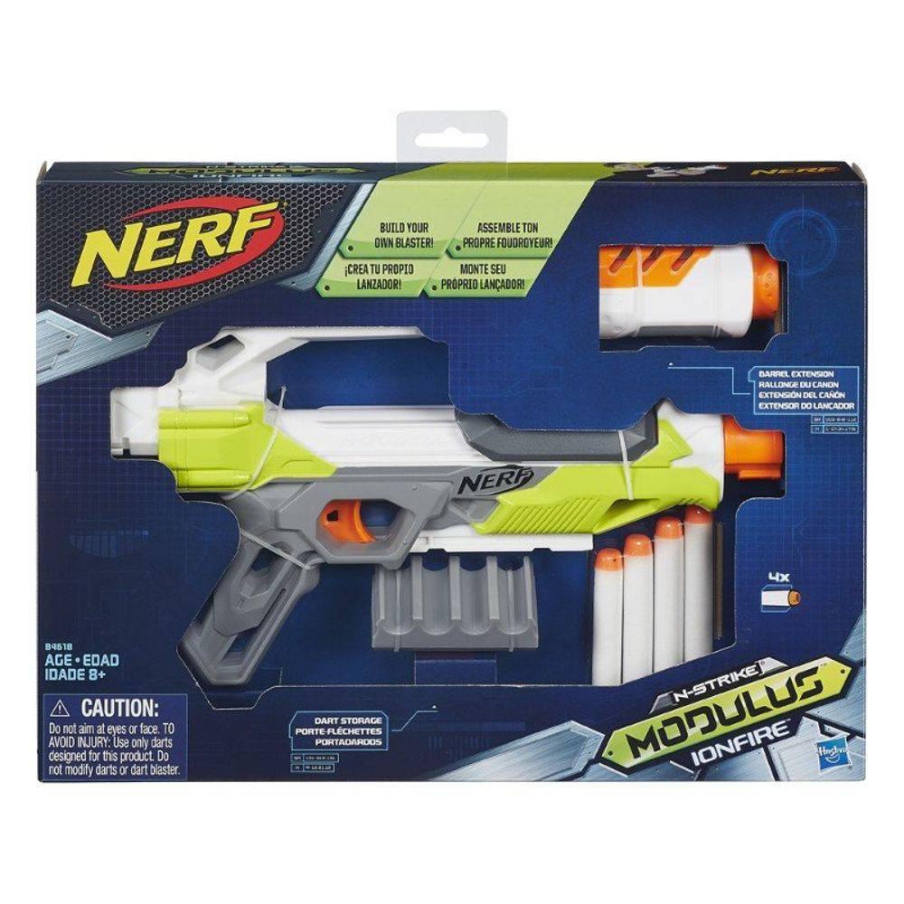 Lança Dardo Nerf Modulus Ionfire Hasbro