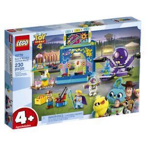 Lego Toy Story Carnaval Do Woody E Buzz