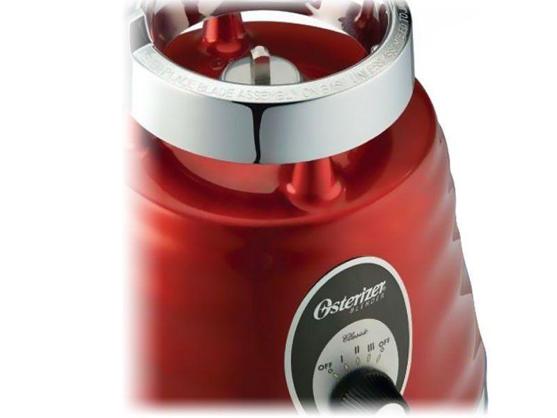 Liquidificador 3 Vel 600W Copo de Vidro Oster Osterizer
