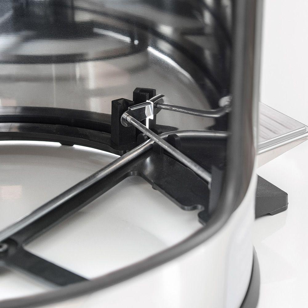 Lixeira Aço Inox com Pedal 12 Litros Tramontina
