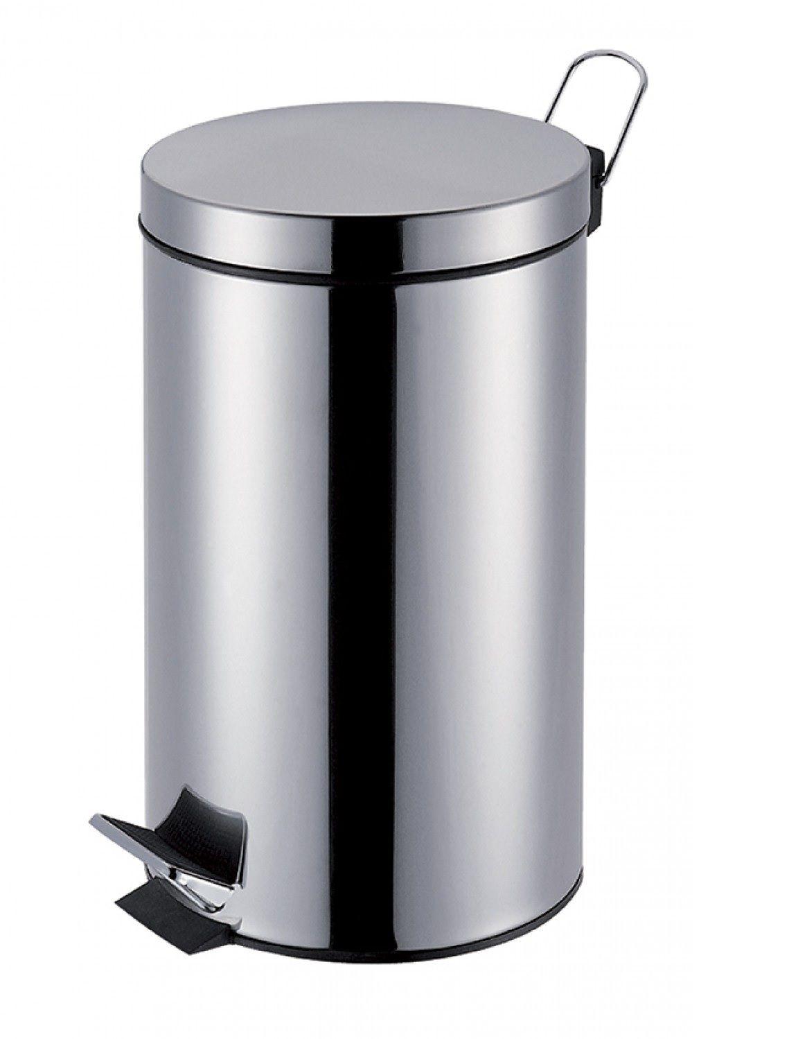 Lixeira Agata em Aço 5 Litros Mor