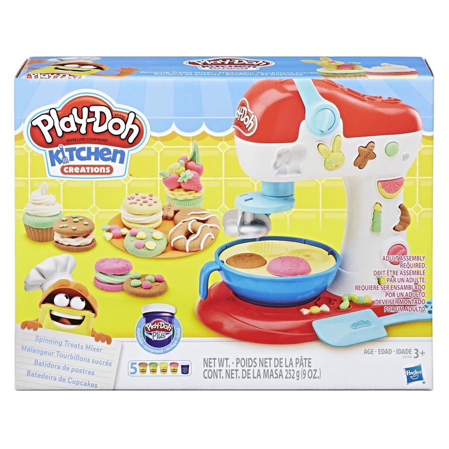 Massinha Play-Doh Batedeira de Cupcakes Hasbro