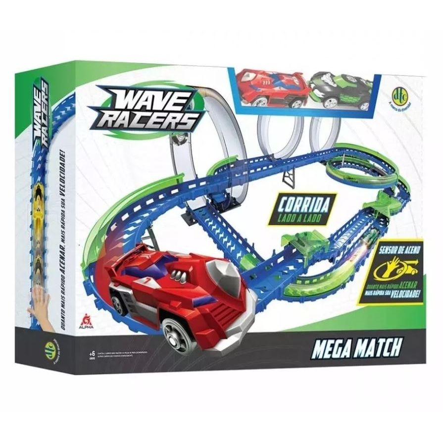 Mega Match Wave Racers - DTC