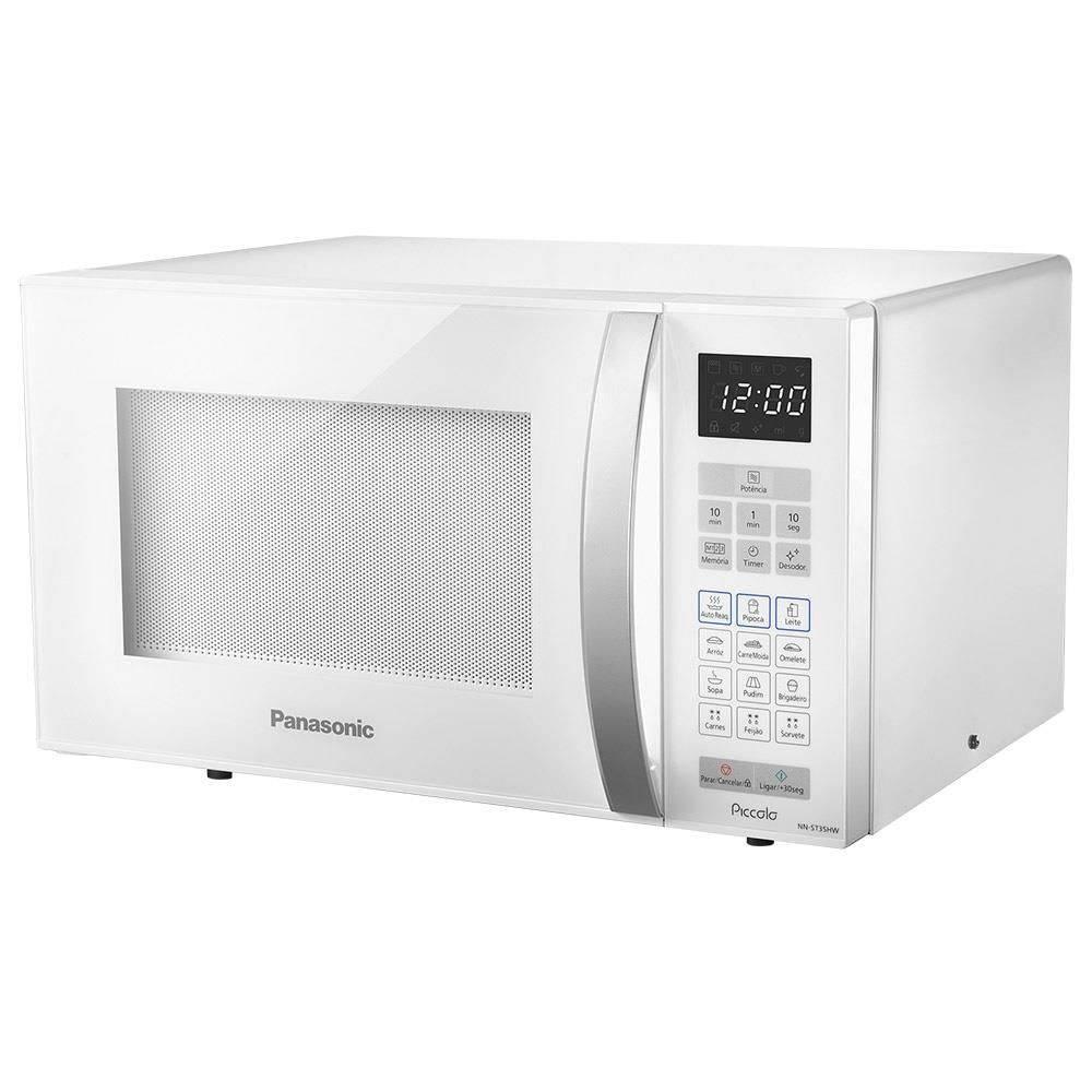 Microondas Panasonic NN-ST35HWRUN 25L Branco