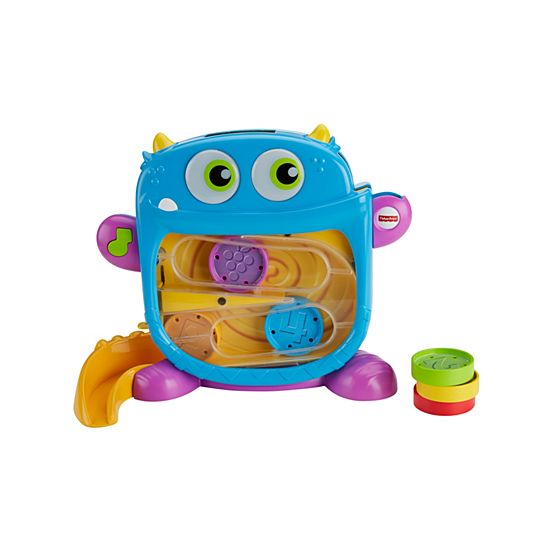 Monstro Labirinto Divertido Fisher-Price