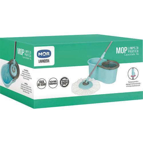 MOP Limpeza Prática 13 litros - Mor