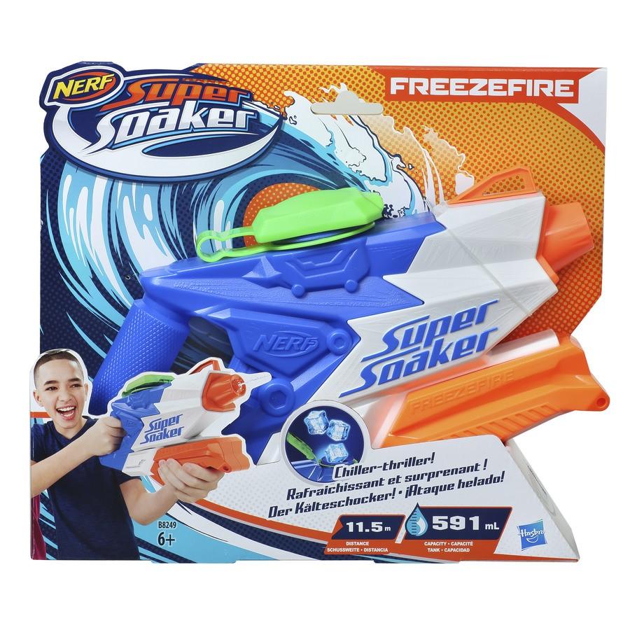 Nerf  Super Soaker Freezefire HAsbro