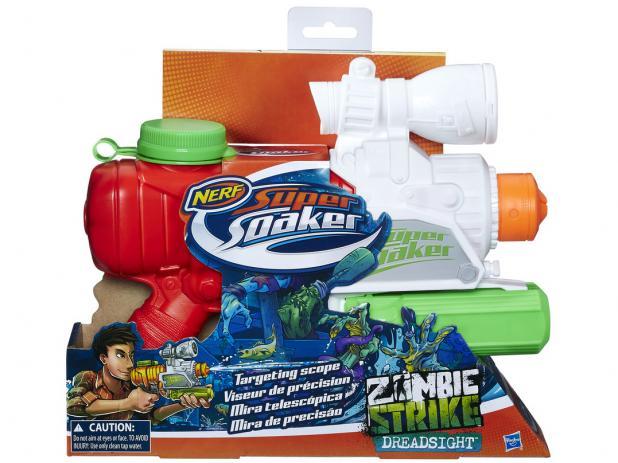 Nerf Super Soaker Zombie Strike Dreadsight Hasbro