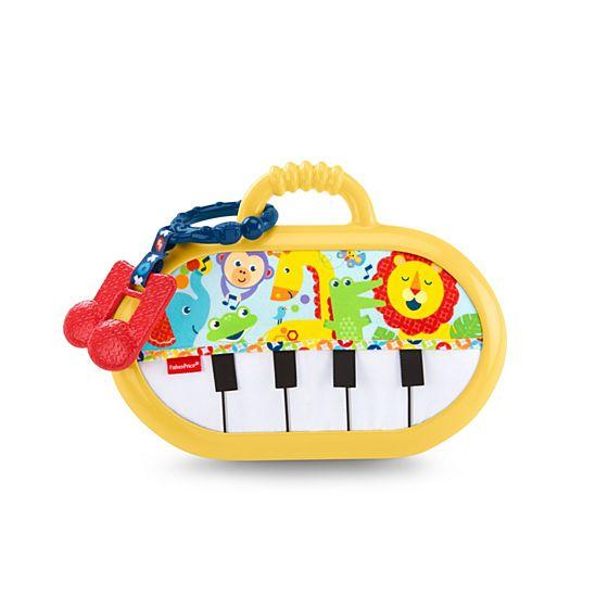 Piano Musical Amigos da Floresta Fisher-Price