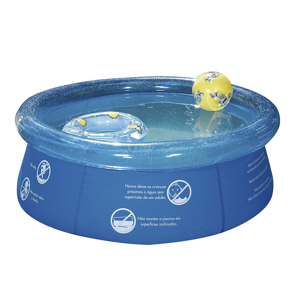 Piscina 1000 Litros Splash Fun Mor